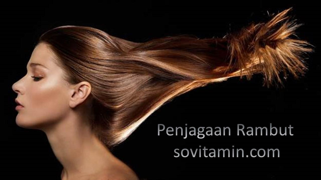 penjagaan rambut