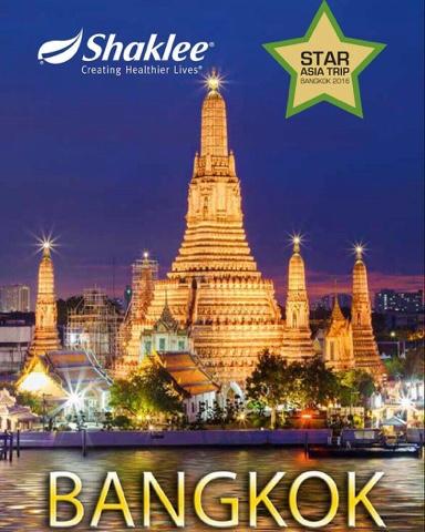 Star Asia Trip Bangkok 2016