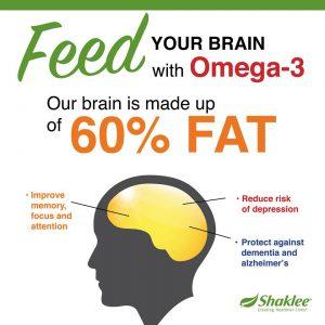 omega3 untuk otak