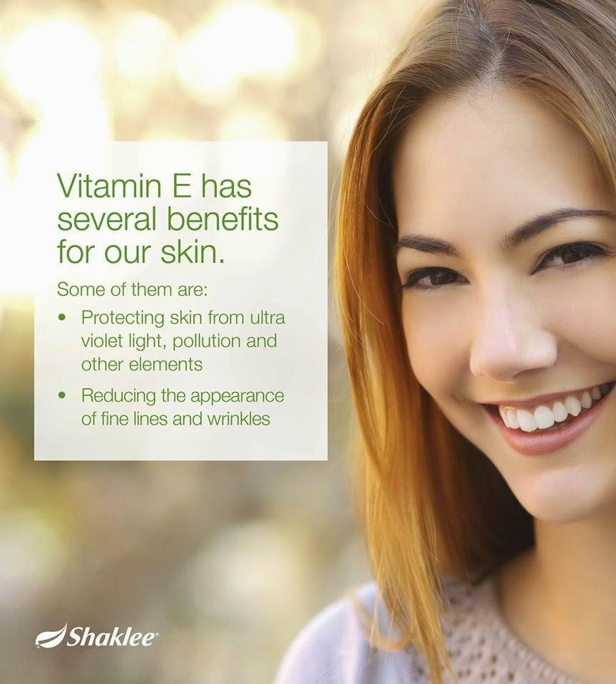 manfaat anti-penuaan vitamin e