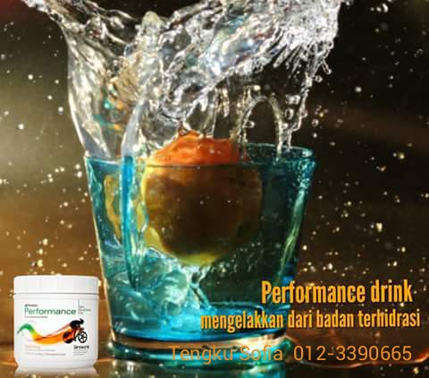 performance drink untuk ibu menyusu berpuasa