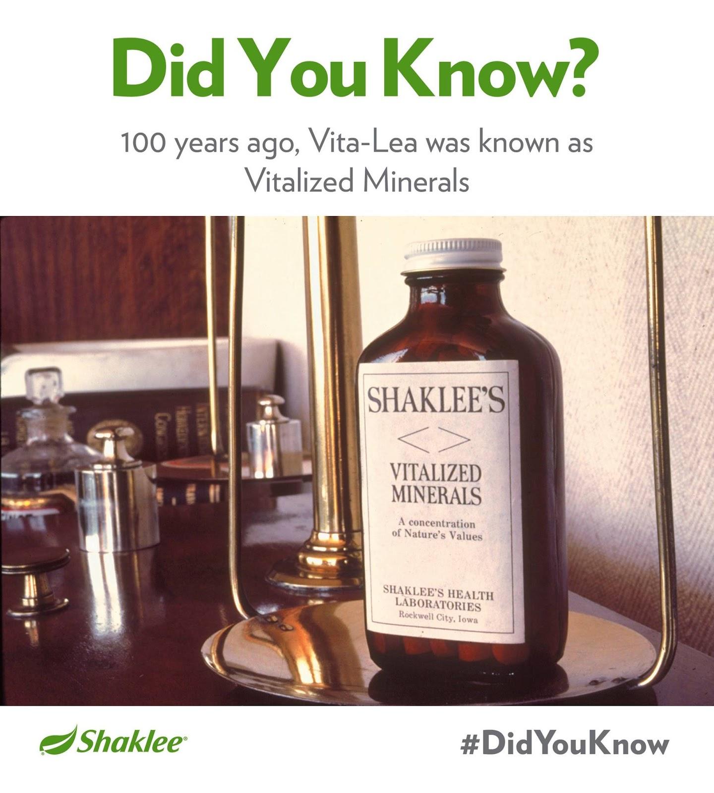 vitalized minerals