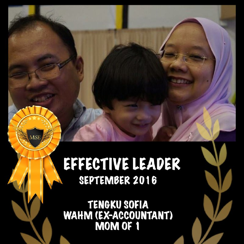 effective leader september