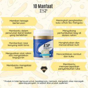 Manfaat ESP