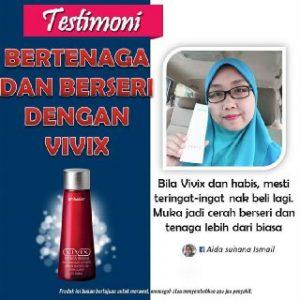 sihat bertenaga dengan vivix