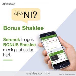 bisnes online shaklee