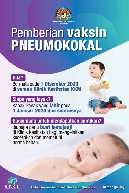 vaksin pneomokokal