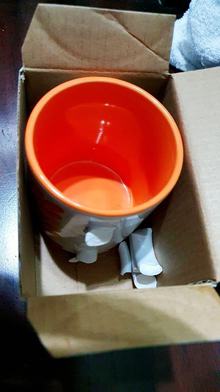 Shaklee Limited Edition Mug broken